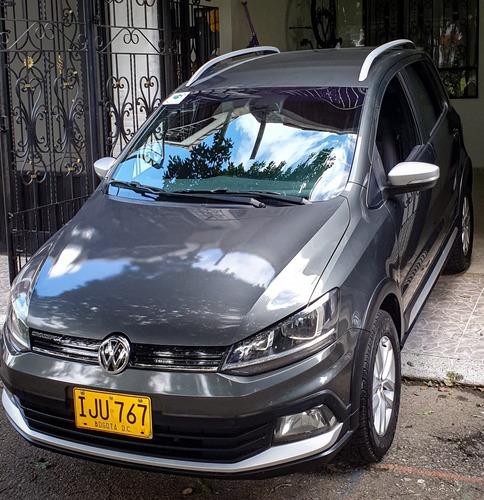 Volkswagen Crossfox 2016 1.6