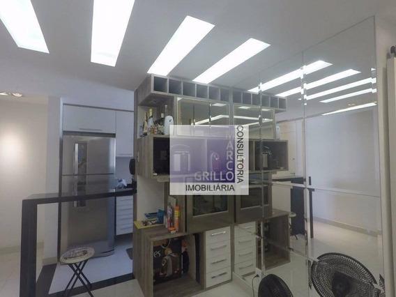 Apartamento Com 3 Quartos À Venda, 54 M² Por R$ 290.000,00 - Vargem Pequena - Rio De Janeiro/rj - Ap0018