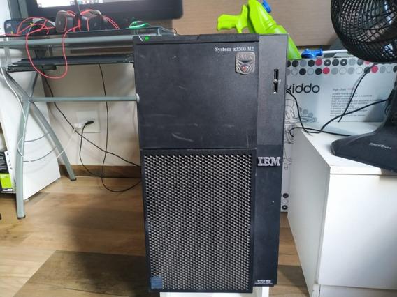 Servidor Ibm M2 X3500 Semi Novo Usado Como Pc - Somente Cpu.