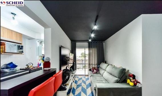 Lindo Apartamento Bairro Independência - Sbc - Mr67524