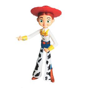 Toy Story Jessie Boneco De Vinil 18 Cm - Líder