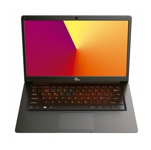 Imagen 1 de 4 de Laptop Qian Bian Celeron N3350 Led 14 Ram 4gb Ssd 120gb W10h