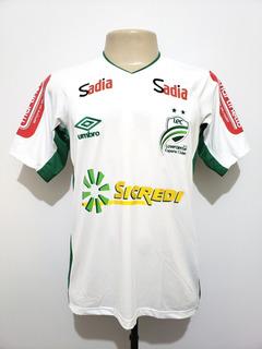 Camisa Futebol Luverdense 2014 Home Umbro M Brasileiro