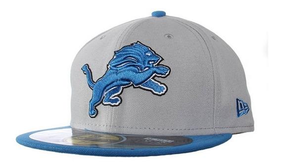 Gorra New Era Unisex Gris Nfl Field Lions Detroit 10622938