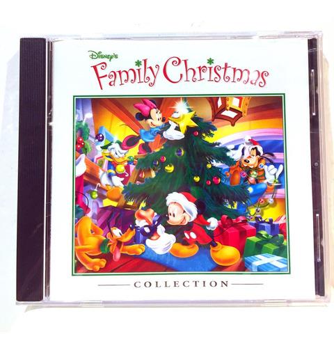 Disney  Navidad Christmas Album Cd