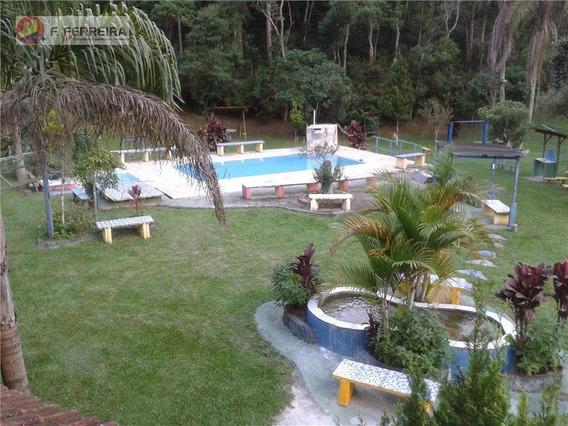 Sítio Rural À Venda, Itaquaciara, Itapecerica Da Serra. - Si0001