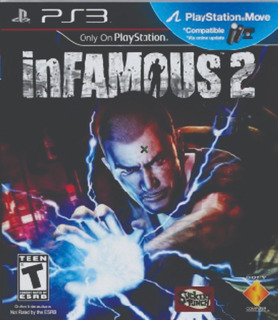 Infamous 2 - Ps3 - Digital - Manvicio Store