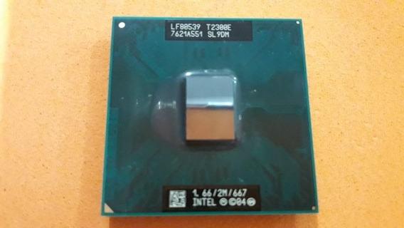 Processador Intel Core Duo Processor T2300e Lf80539
