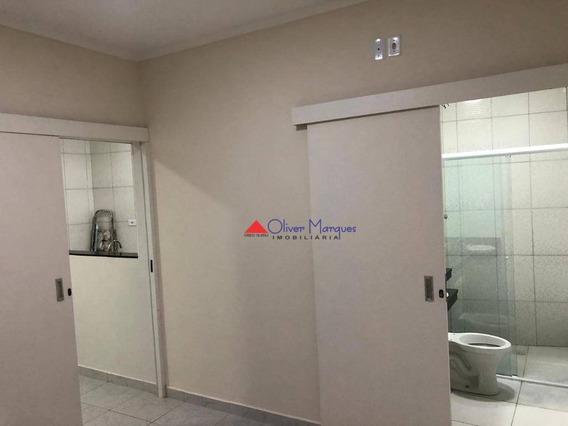 Casa Para Alugar, 36 M² Por R$ 1.275,00/mês - Jaguaré - São Paulo/sp - Ca1483