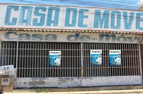 Imagem 1 de 13 de Salão Para Aluguel, Parque Liberdade - Americana/sp - 21265