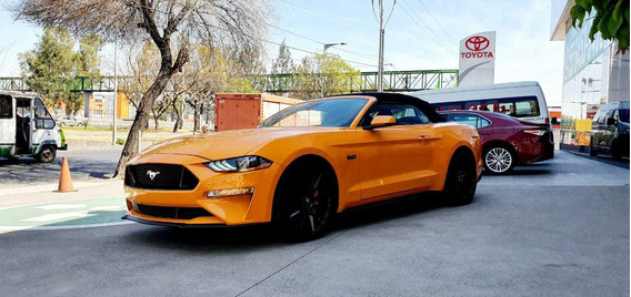 Ford Mustang 5.0l Gt V8 Convertible At 2019