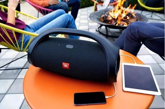 Corneta Portátil Jbl Plus Bluetooth Usb