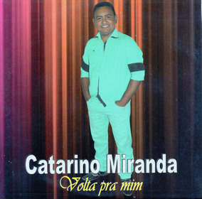 Cd-catarino Miranda-volta Pra Mim-frete Grátis-carta Registr