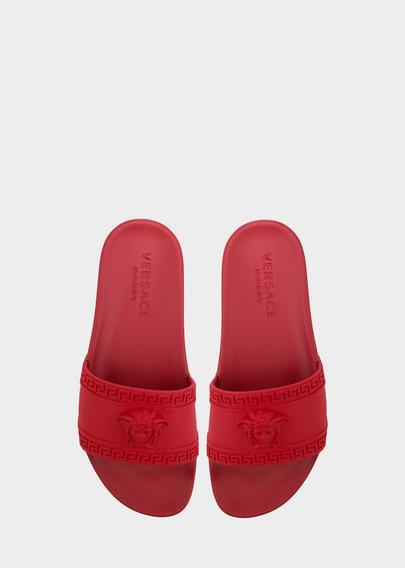 Sandalia Versace Para Hombre 2019/ En Stock (varios Modelos)