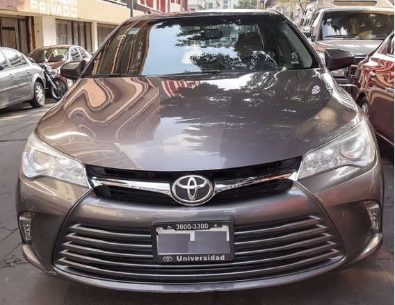 Toyota Camry Xle Navy 2016