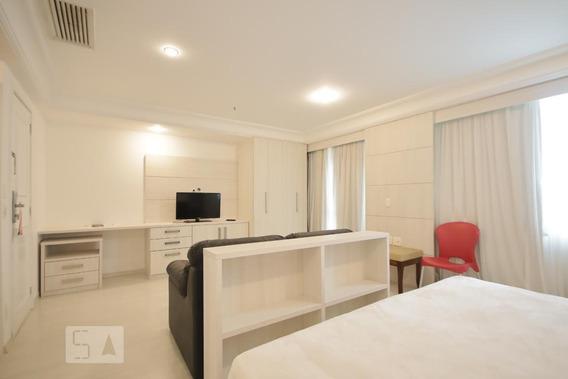 Apartamento Para Aluguel - Barra Da Tijuca, 1 Quarto, 40 - 892999301