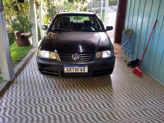 Volkswagen Parati 1.0 16v Turbo Evidence 5p 2003