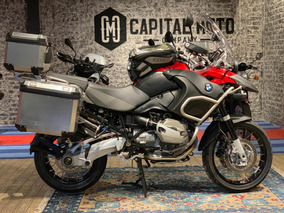 Capital Moto México Bmw R 1200 Gs Adventure Reestrena