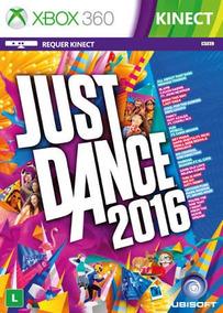 Just Dance 2014/2015/2016 - Xbox 360
