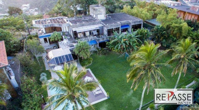Casa Com 5 Dormitórios Para Alugar, 919 M² Por R$ 23.000/mês - Joá - Rio De Janeiro/rj - Ca0141