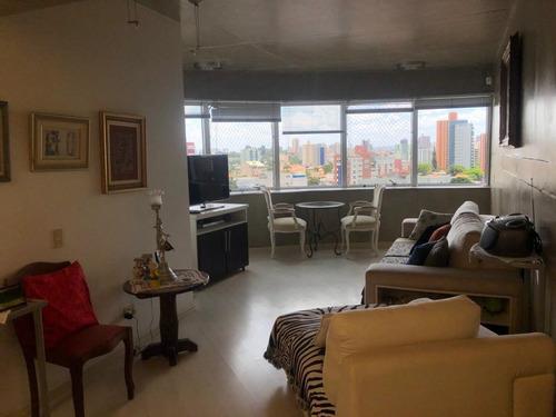 Apartamento Com 2 Dormitórios À Venda, 77 M² Por R$ 530.000 - Jardim Bela Vista - Santo André/sp - Ap6036