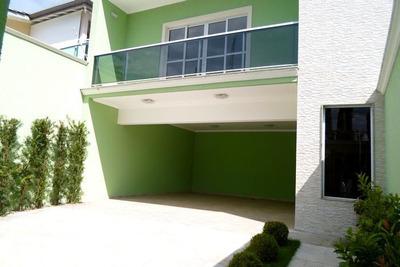 Casa Residencial À Venda, Vila Gardênia, Atibaia. - Ca0005