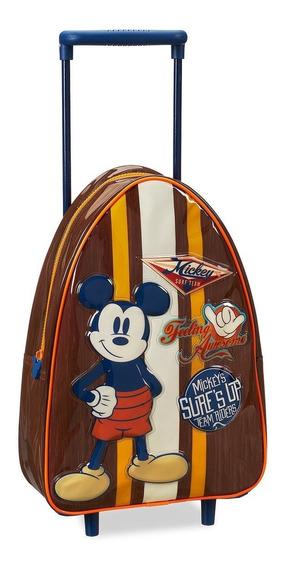 Mochila Lunchera Disney Mickey Mouse Colonia Navidad Reyes