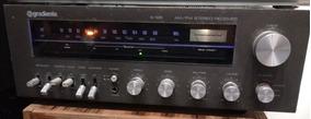 Amplificador Gradiente S-125 Aparelho Funcionando Todo