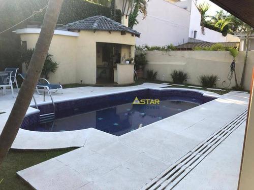 Casa Com 4 Dormitórios À Venda, 257 M² Por R$ 1.980.000,00 - Alphaville 05 - Santana De Parnaíba/sp - Ca3582