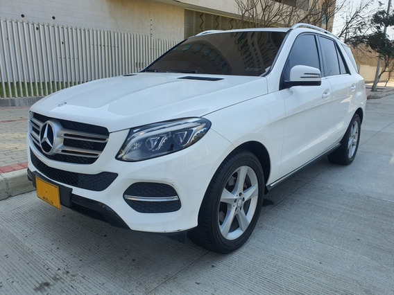 Mercedes Benz Clase Gle 250d 4matic Blindado Ii Plus Diesel