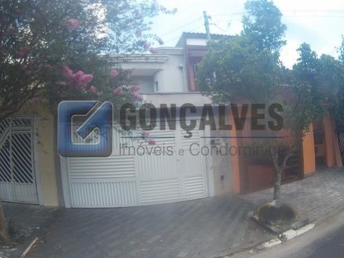 Venda Sobrado Sao Bernardo Do Campo Parque Terra Nova Ii Ref - 1033-1-3341