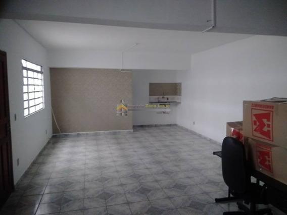 Excelente Sala Comercial Em Região Privilegiada Na Vila Matilde - 110 M2 - 3588