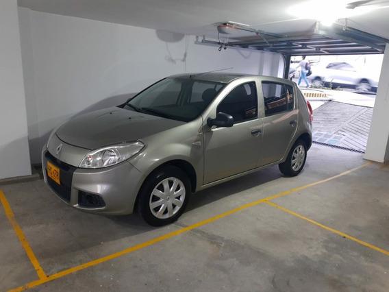Renault Sandero Mecánico Sin Aire 2015