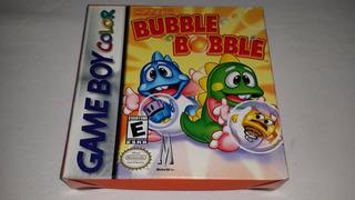 Juego Nintendo Game Boy/color/advance/sp Bubble Bobble
