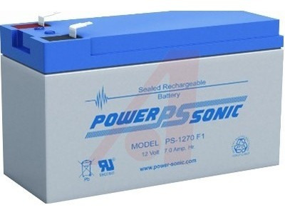 Bateria Power Sonic Ps-1270 12 Voltios Battery Master