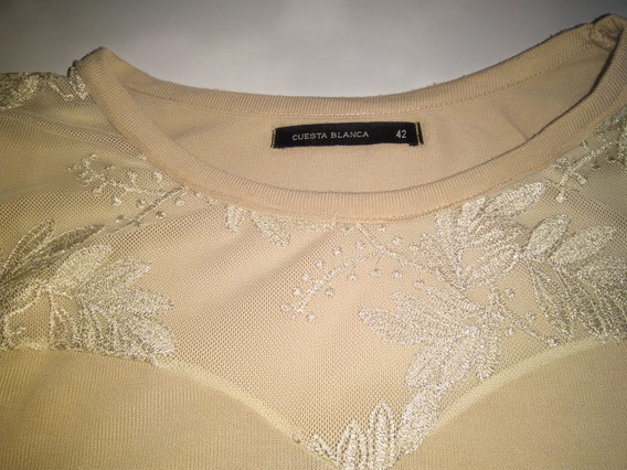 Blusa Cuesta Blanca Mujer