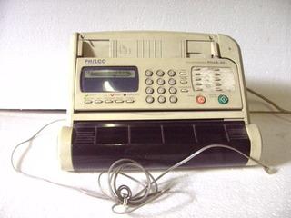 Fax Copiadora Phax-201 Philco Leia Anuncio Antes De Comprar