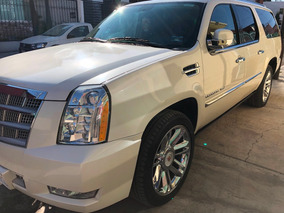 Cadillac Escalade Esv Platinum 2013