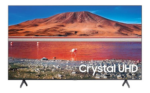 Smart Tv Samsung 50tu7000 Crystal 4k Hdr Wifi