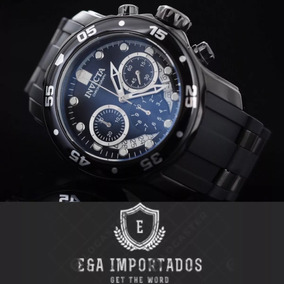Relógio Invicta Pro Diver 0076 Preto Original/200m