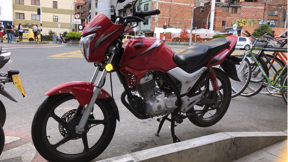 Honda Cb 125 Power Sport