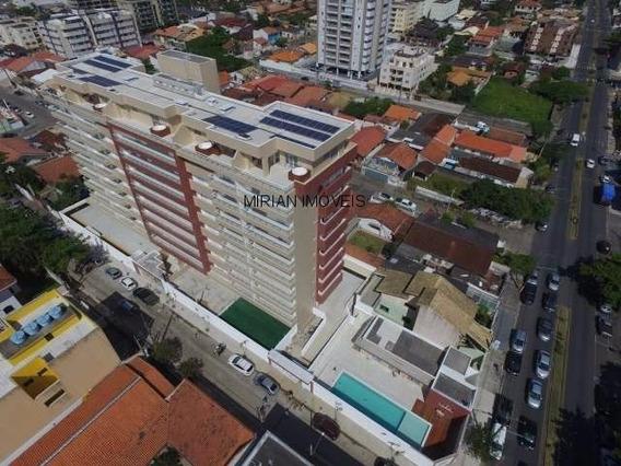 Apartamento No Centro De Peruibe Com Piscina, Salão De Festas - Ap00102 - 4420794