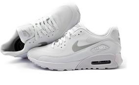 4a777ecebeb Tênis Nike Air Max 90 Ultra 2.0 Branco Original + Brinde!
