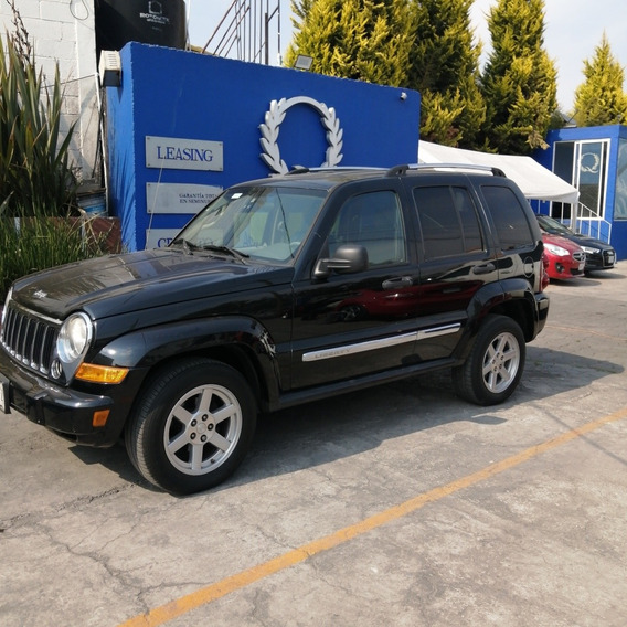 Jeep Liberty 3.7 Limited 4x2 Mt 2007