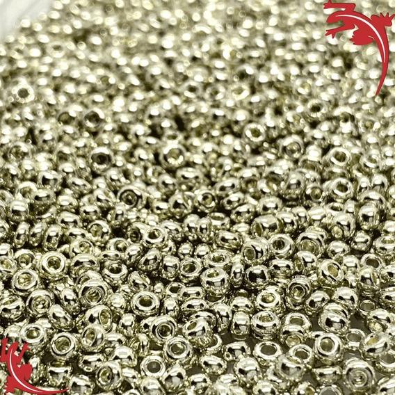 Mostacillas Metalizadas Bolsita 25gr Varios Colores