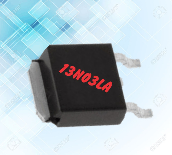 Transistor Mosfet Smd 13n03la (4 Unidades)