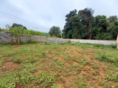 Terreno De 230 M², Todo Murado E Pronto Pra Construir !!