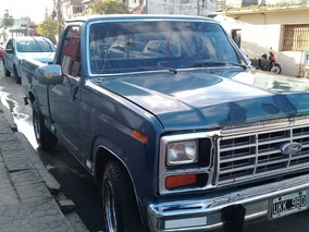 Ford F100 Perkins 4 1986