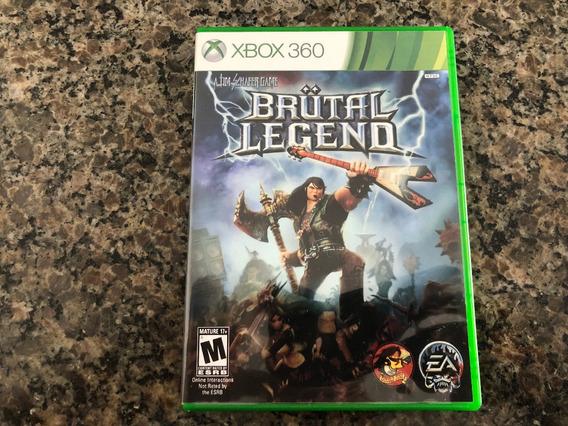 Brutal Legend Xbox 360 Original Americano