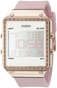763b8ce34ad0 Relojes De Pulseraguess Watch Silicona U0700l2 Digitales .